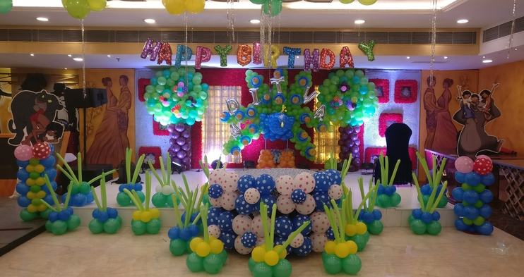RoyalPepperBanquets Birthday Theme
